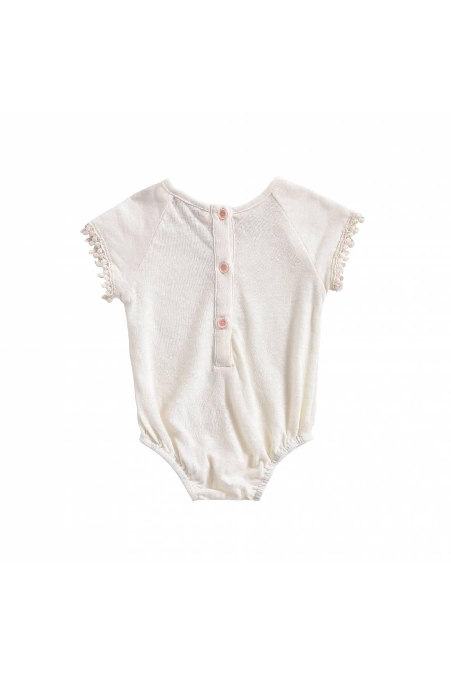 Bodysuit Rosalia Cream