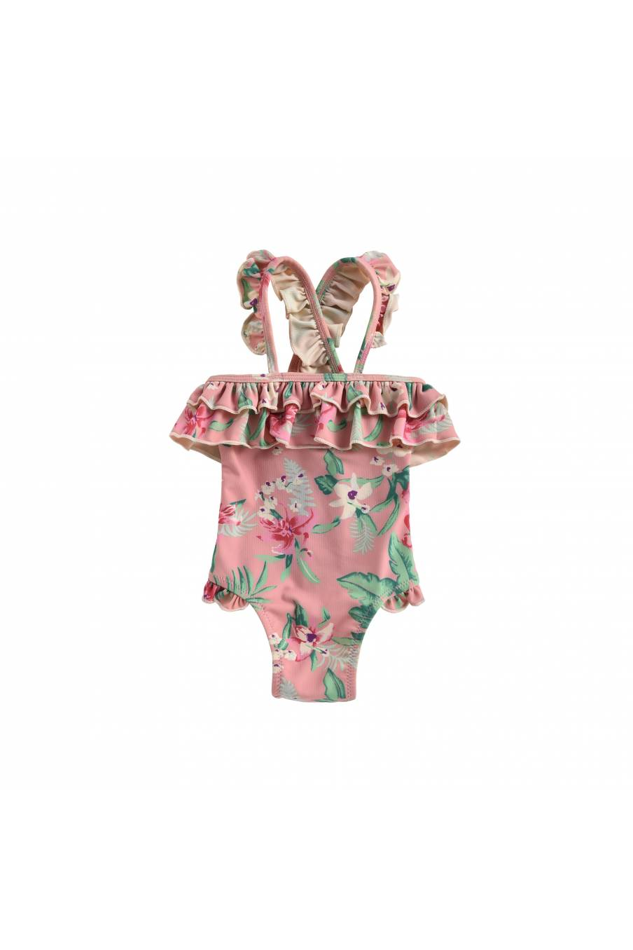 Bathing Suit Zacatecas Sienna Flamingo