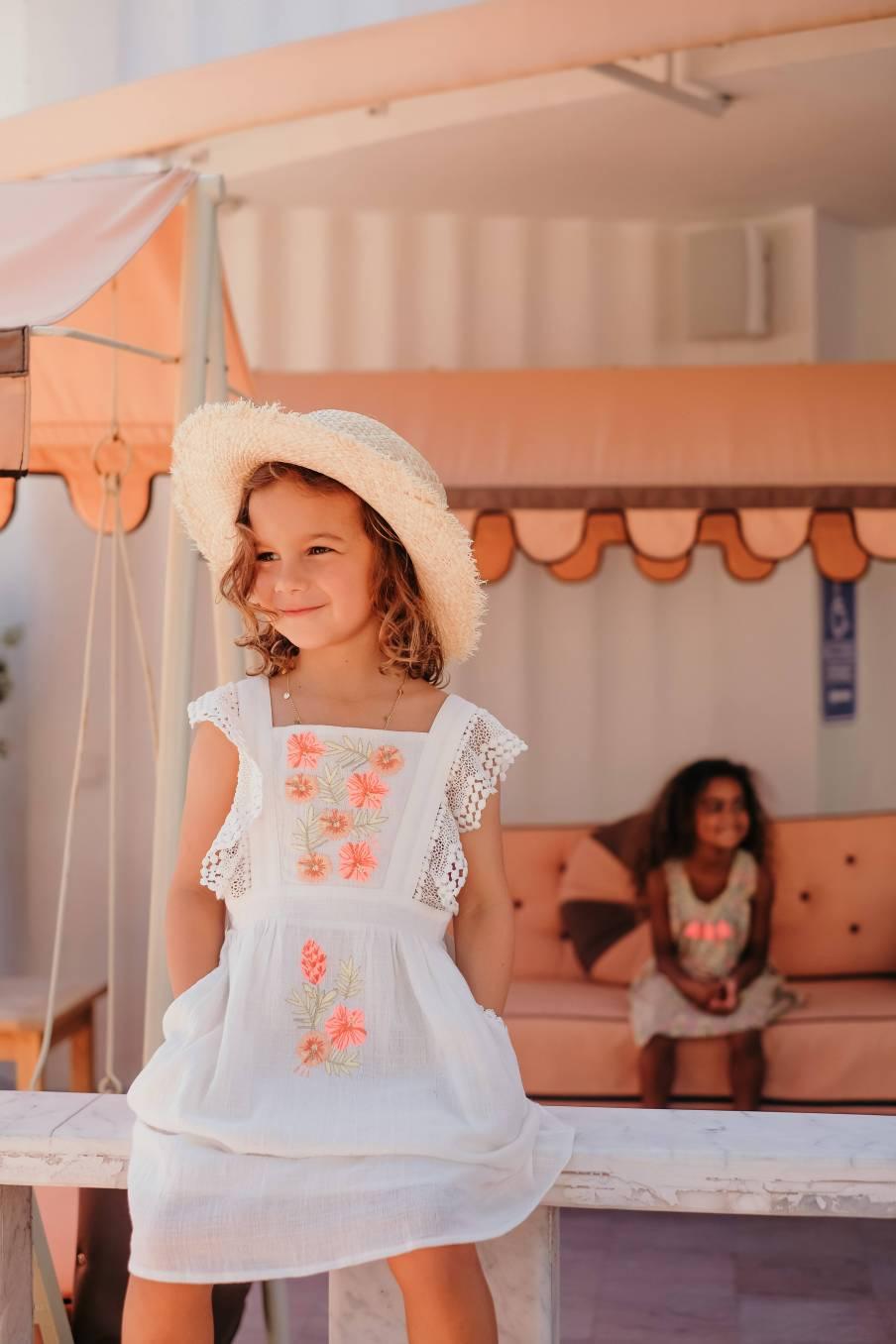 Dress Oxaca White