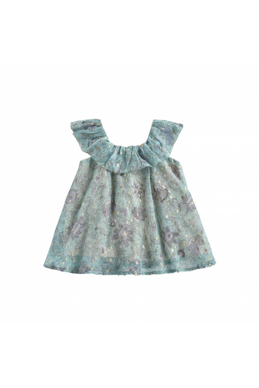 Dress Jonuta Almond Flowers