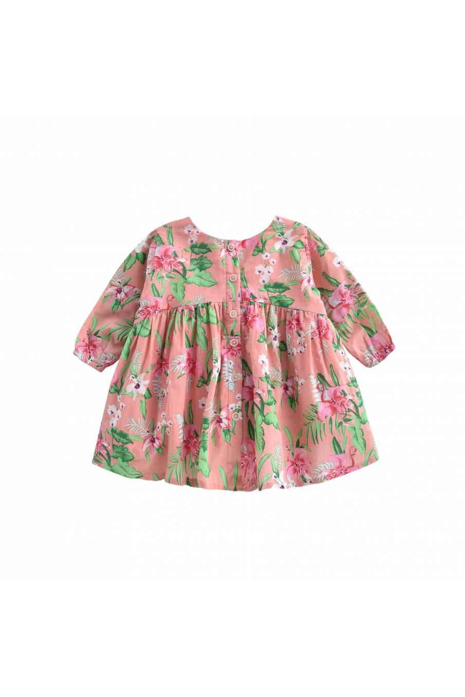 Dress Felizita Sienna Flamingo
