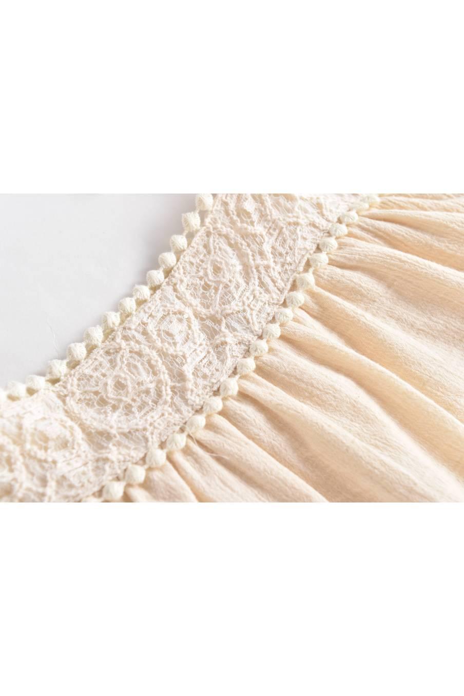 Dress Amara Cream