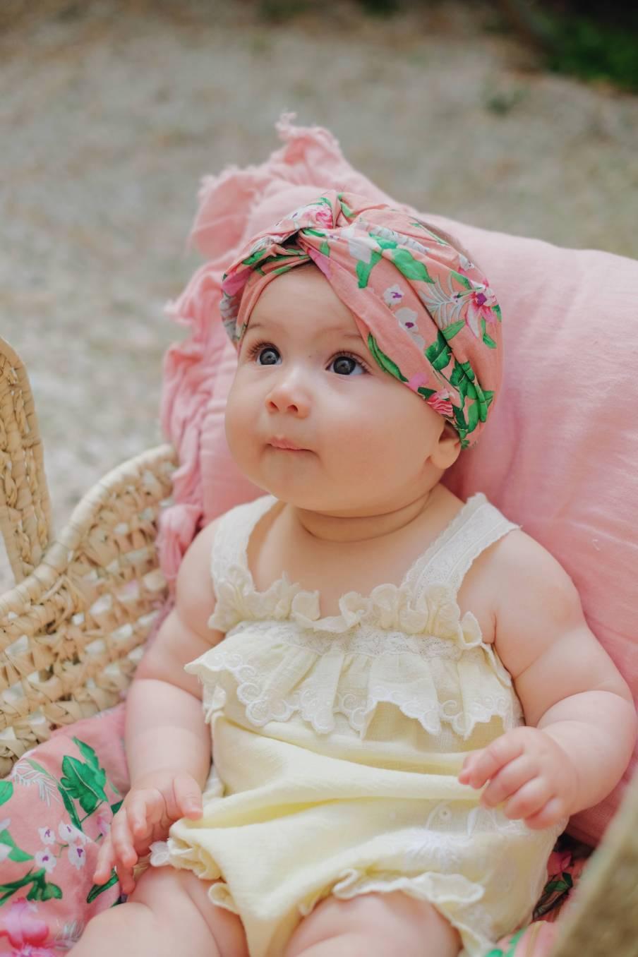 Headband Yuriria Sienna Flamingo