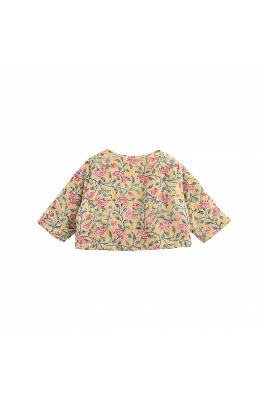 Jacket Soluta Lemon Flowers