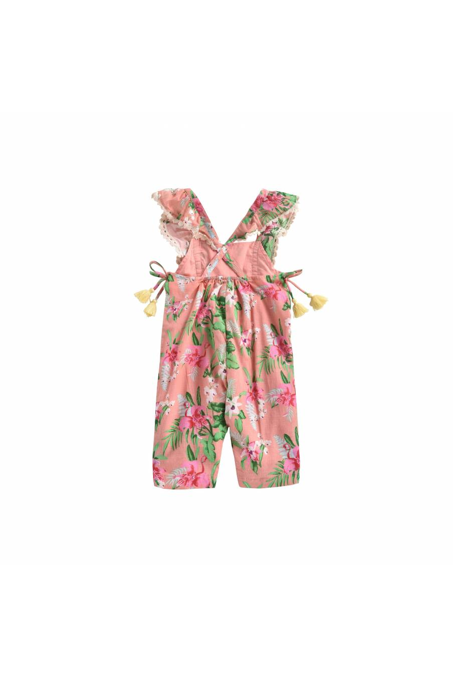 Overalls Talia Sienna Flamingo