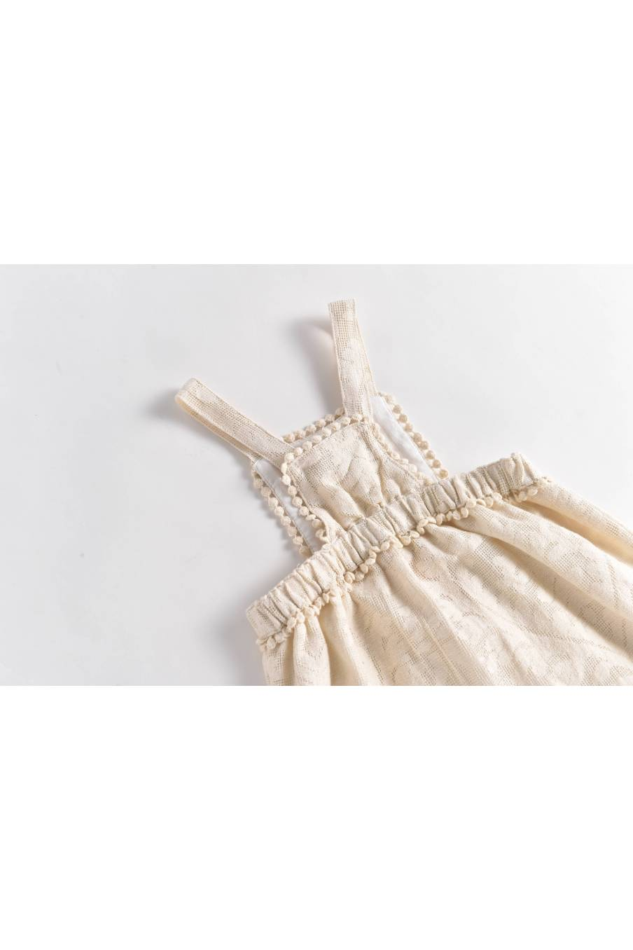 Overalls Bacalar Cream Baroque Lace