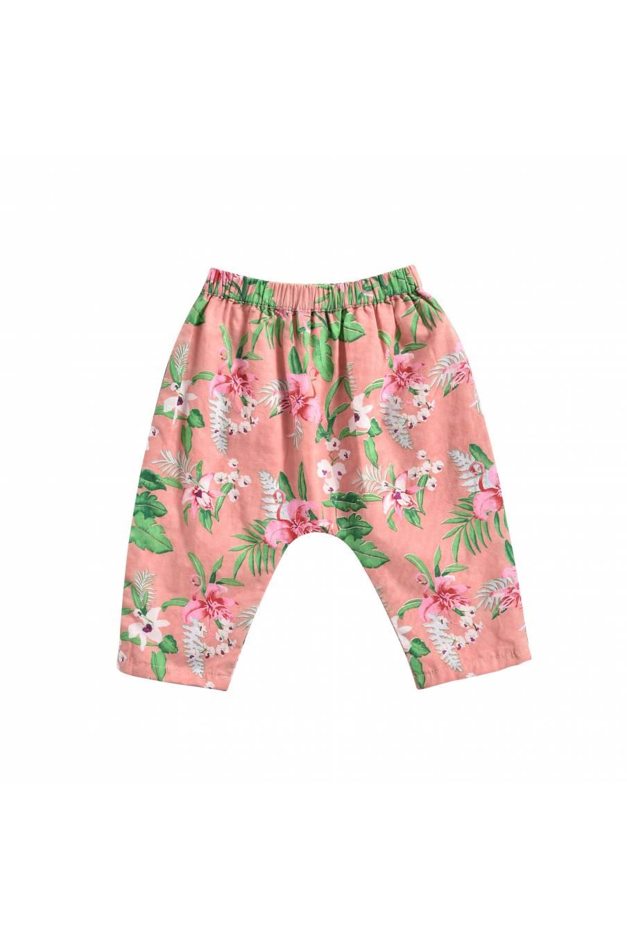 Pants Tzolani Sienna Flamingo