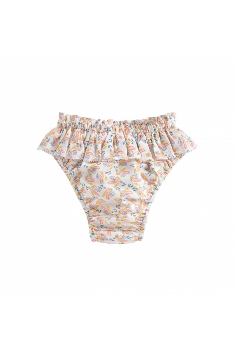 Panties Avi Cream Petals