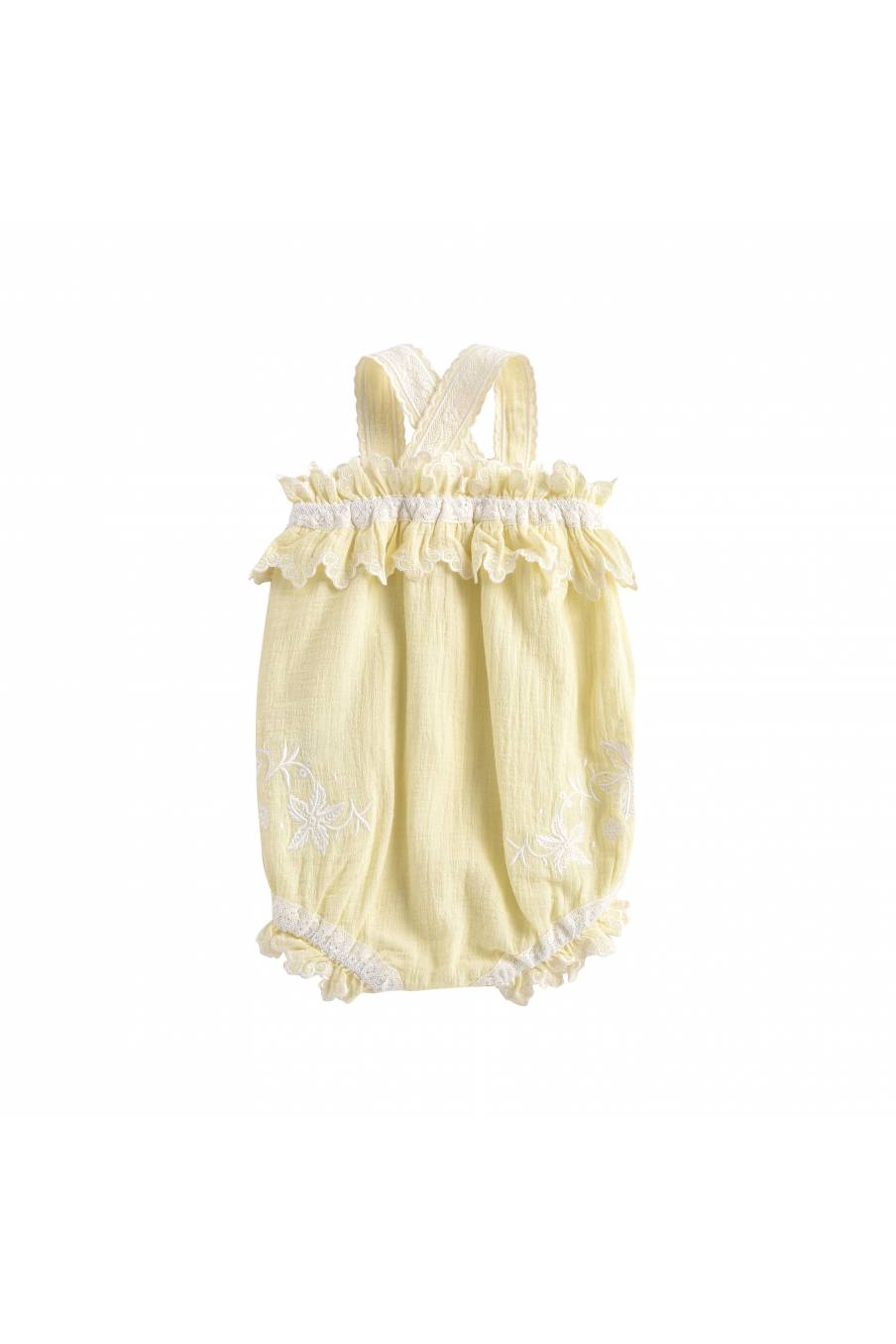 Rompers Oria French Vanilla
