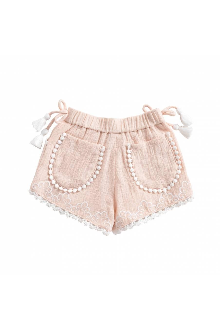 Shorts Maracas Blush