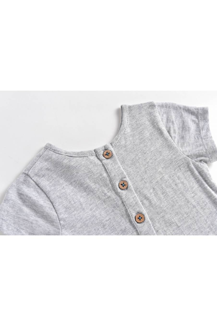 Bodysuit Ammaroli Light Grey