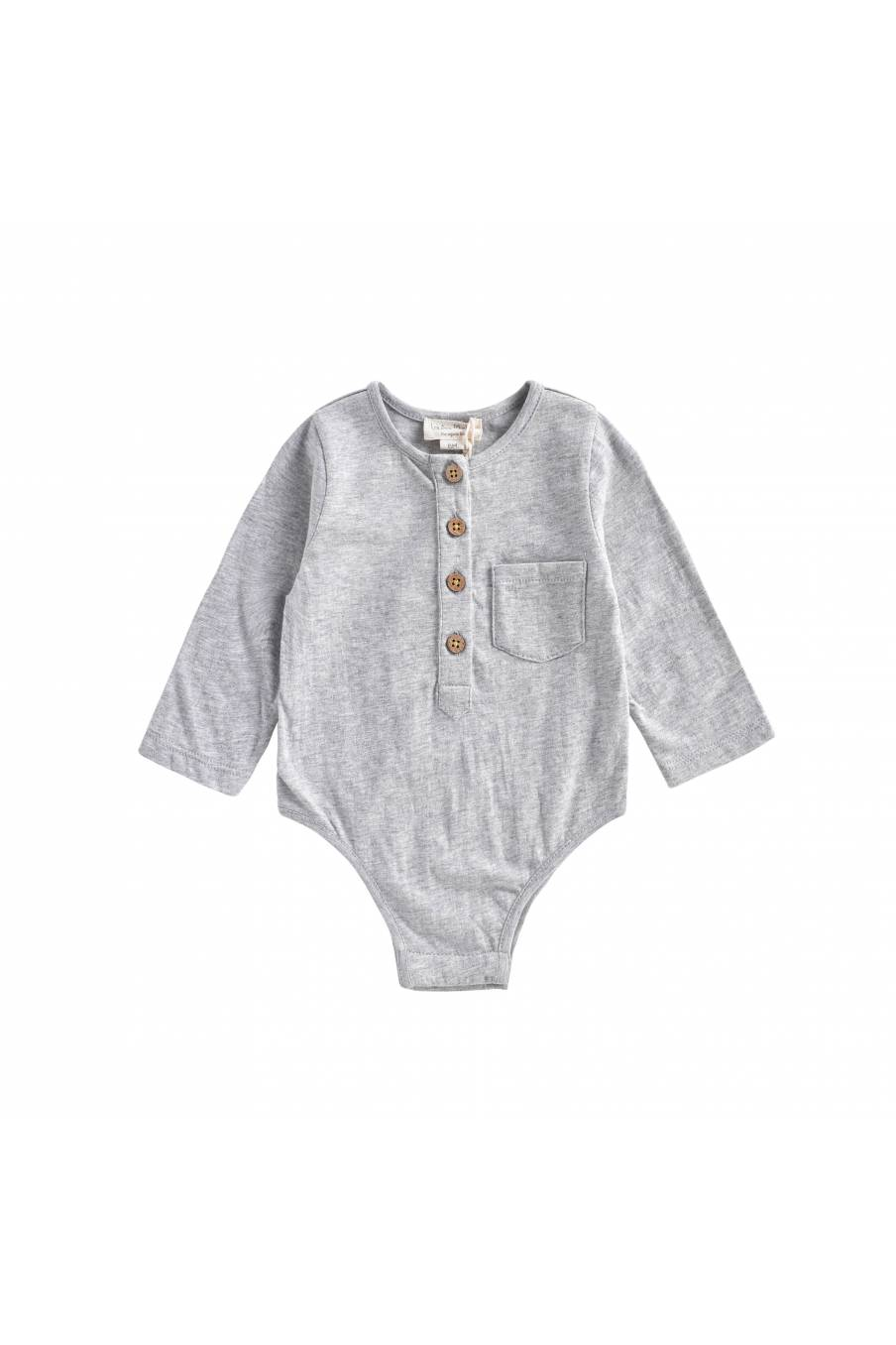 Bodysuit Abhimoda Light Grey