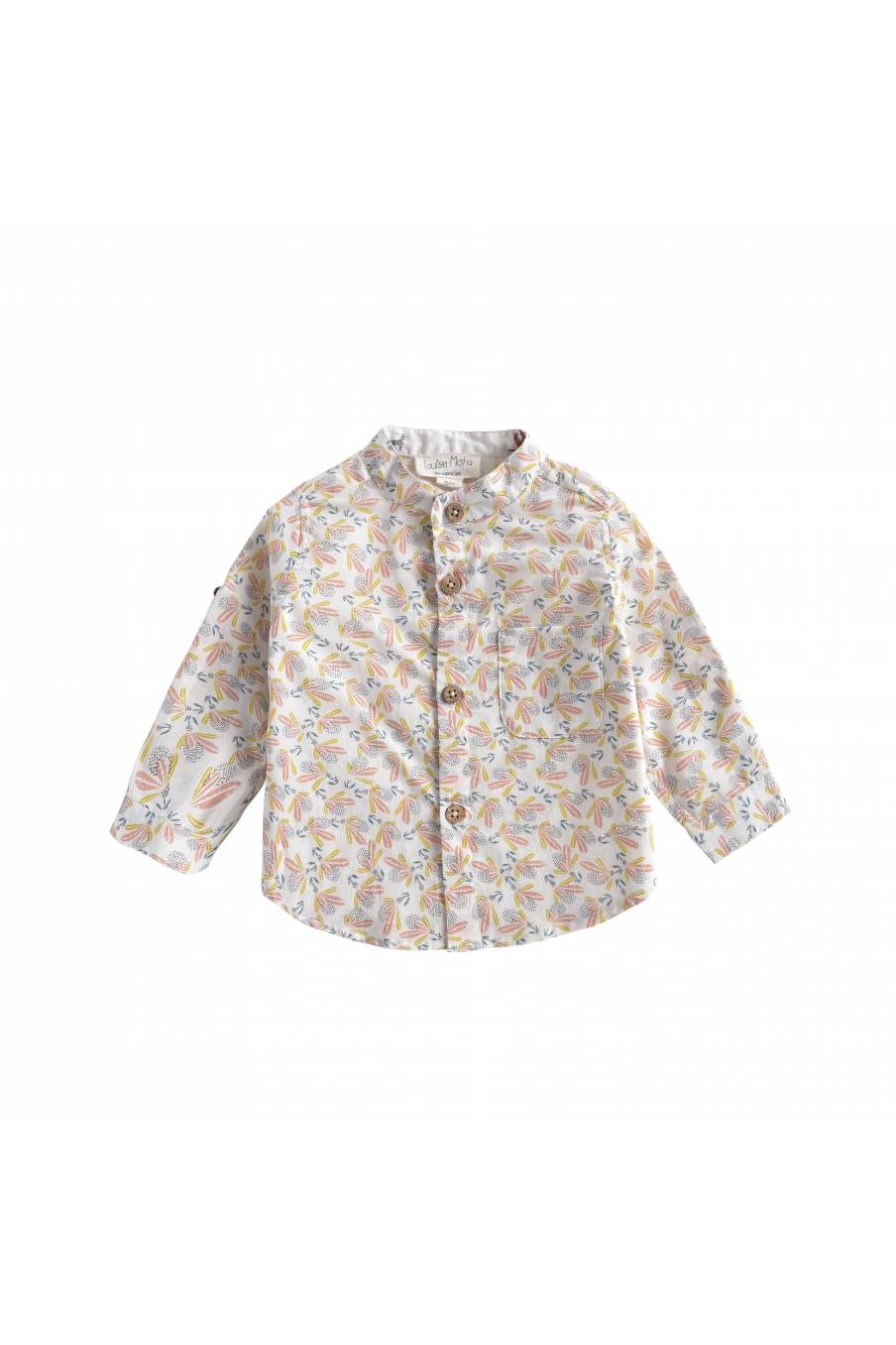 Shirt Amod Cream Petals