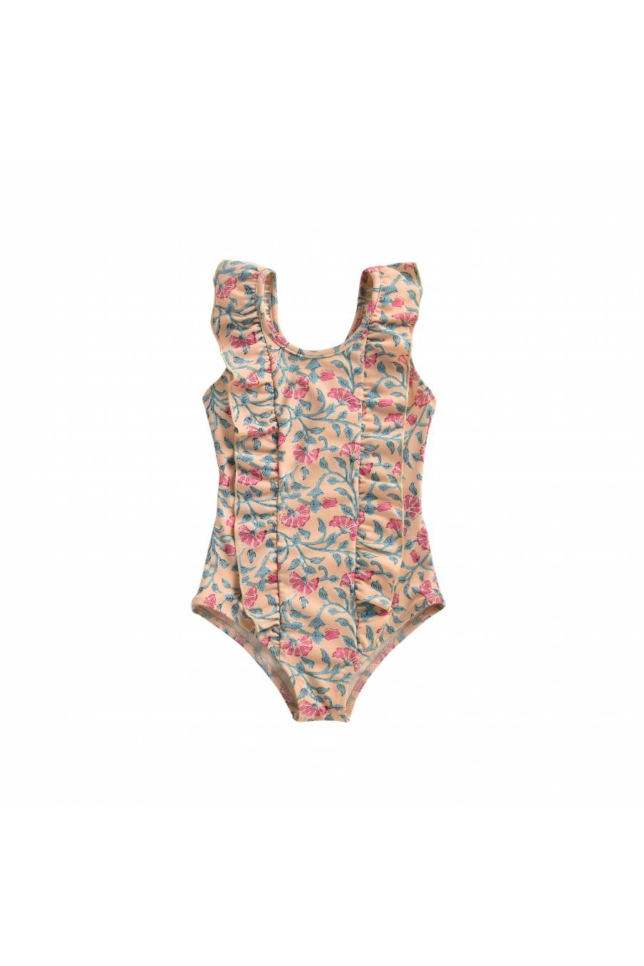 Bathing Suit Mosillos Lemon Flowers