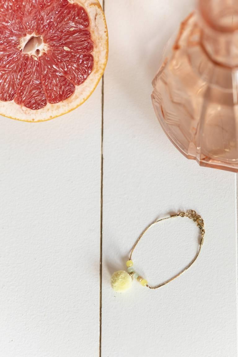 Bracelet Sansa French Vanilla
