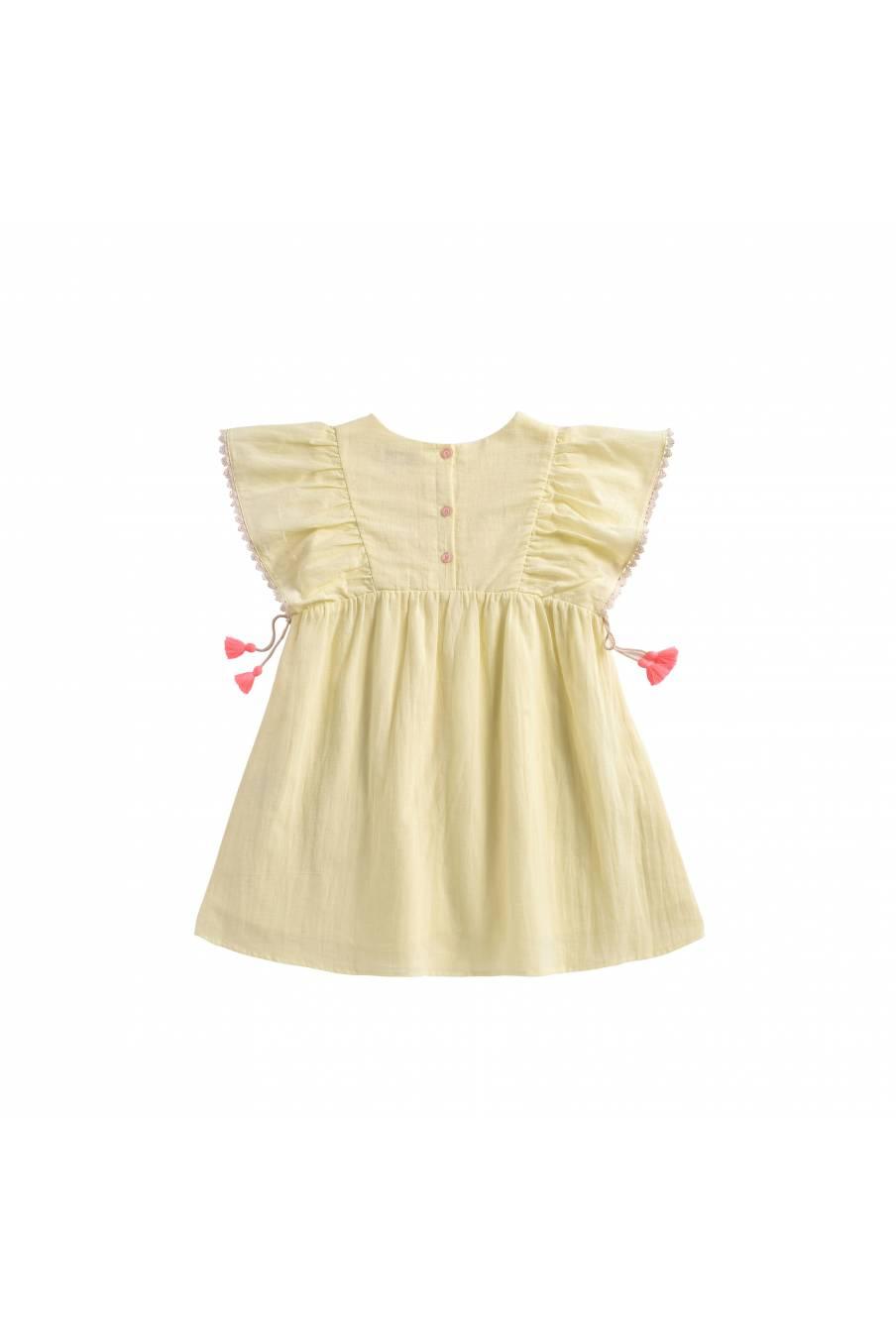 Dress Khalo French Vanilla