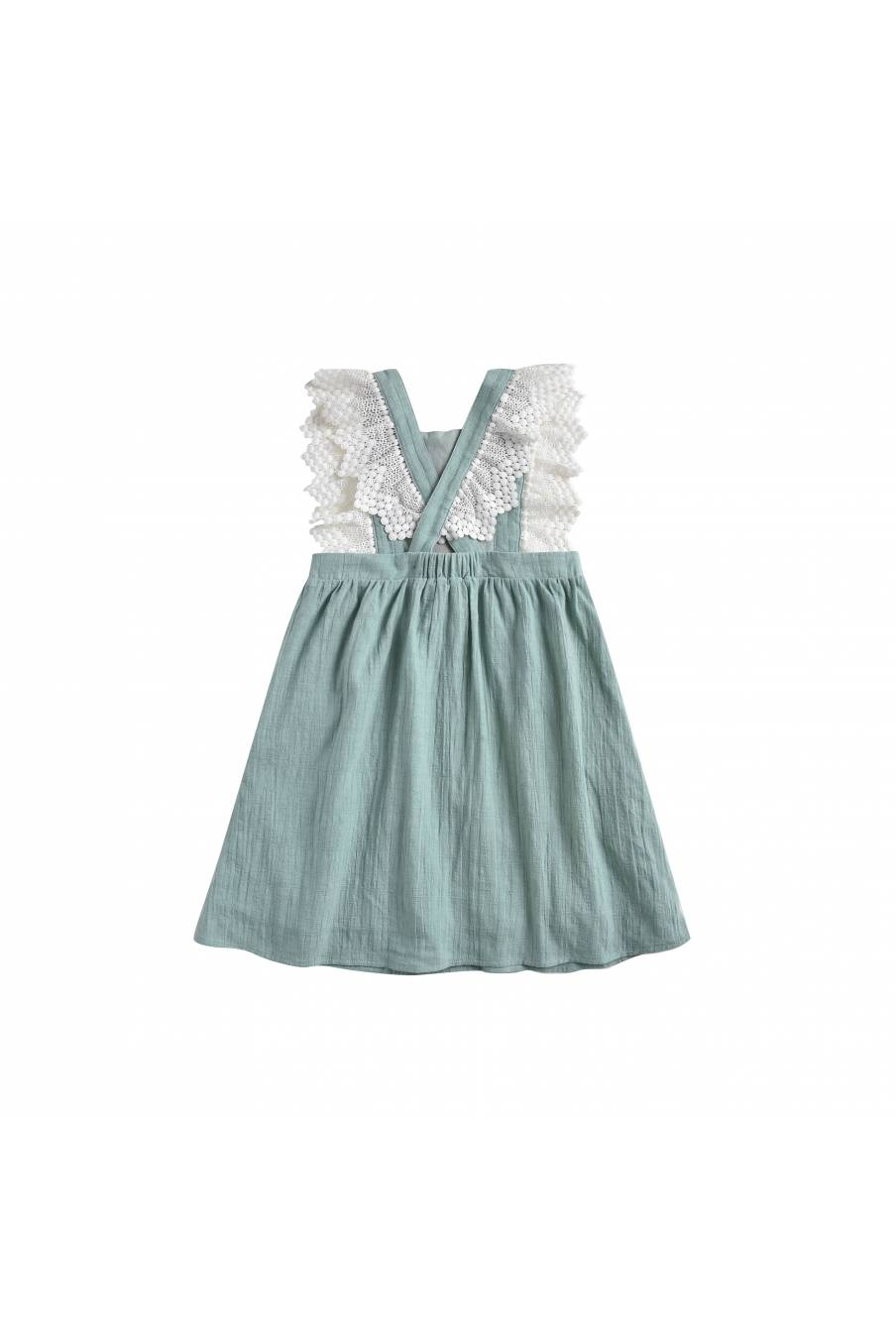 Dress Oxaca Cloud