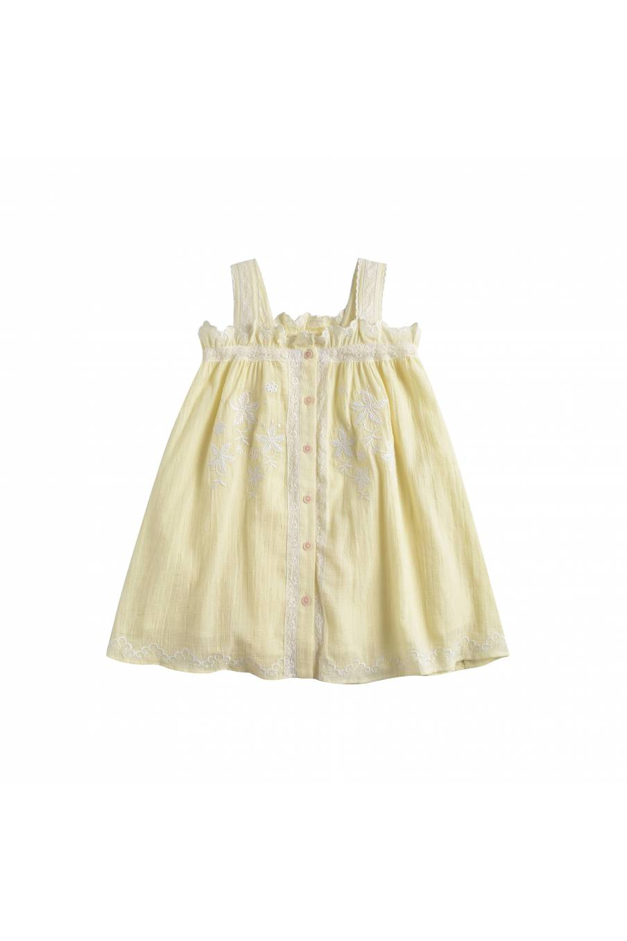 Dress Lucinda French Vanilla