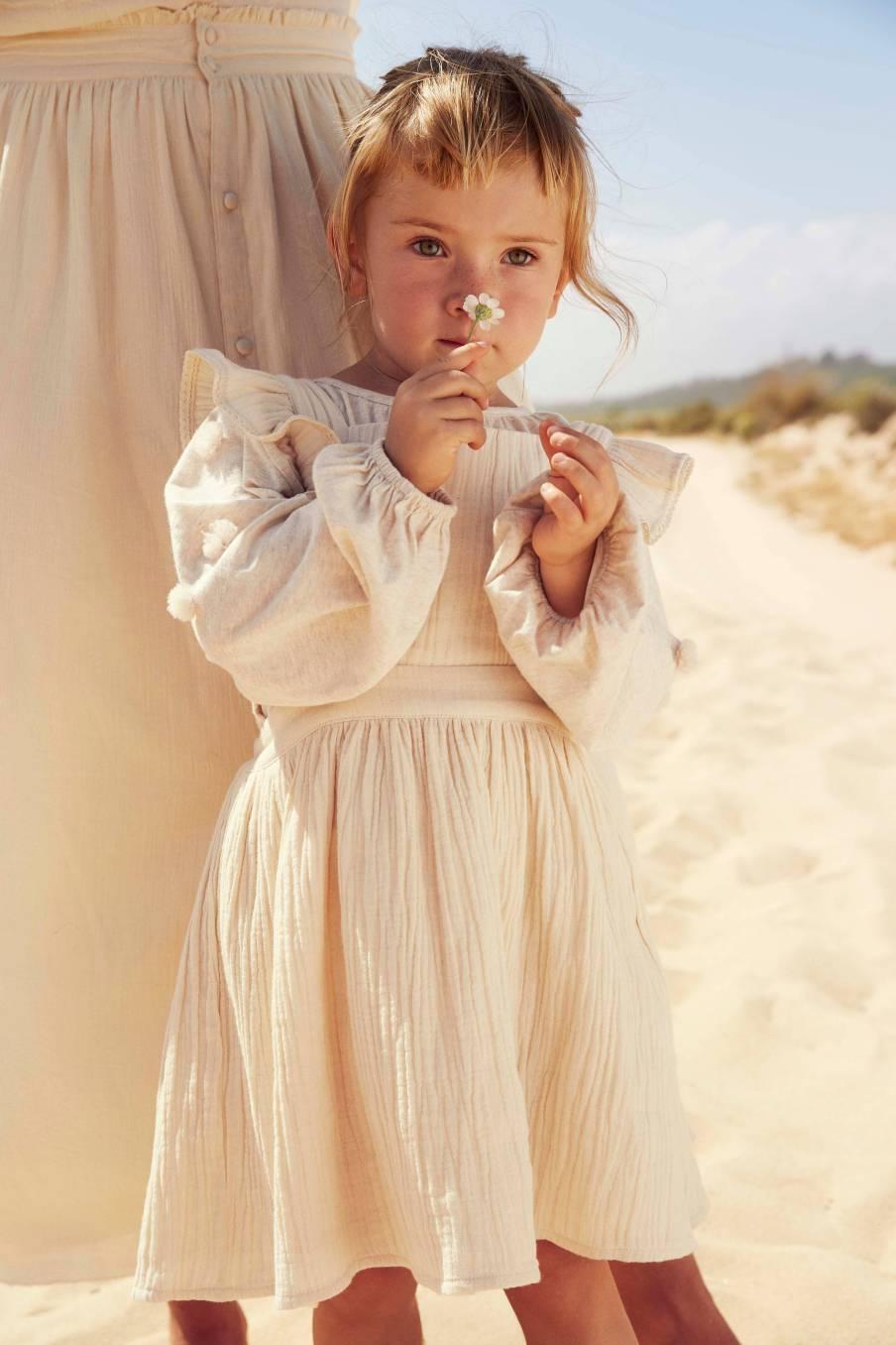 Dress Ambika Cream