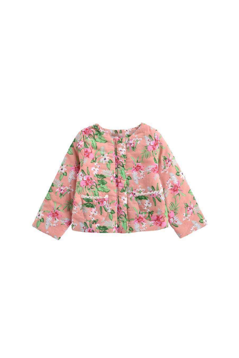 Jacket Soluta Sienna Flamingo