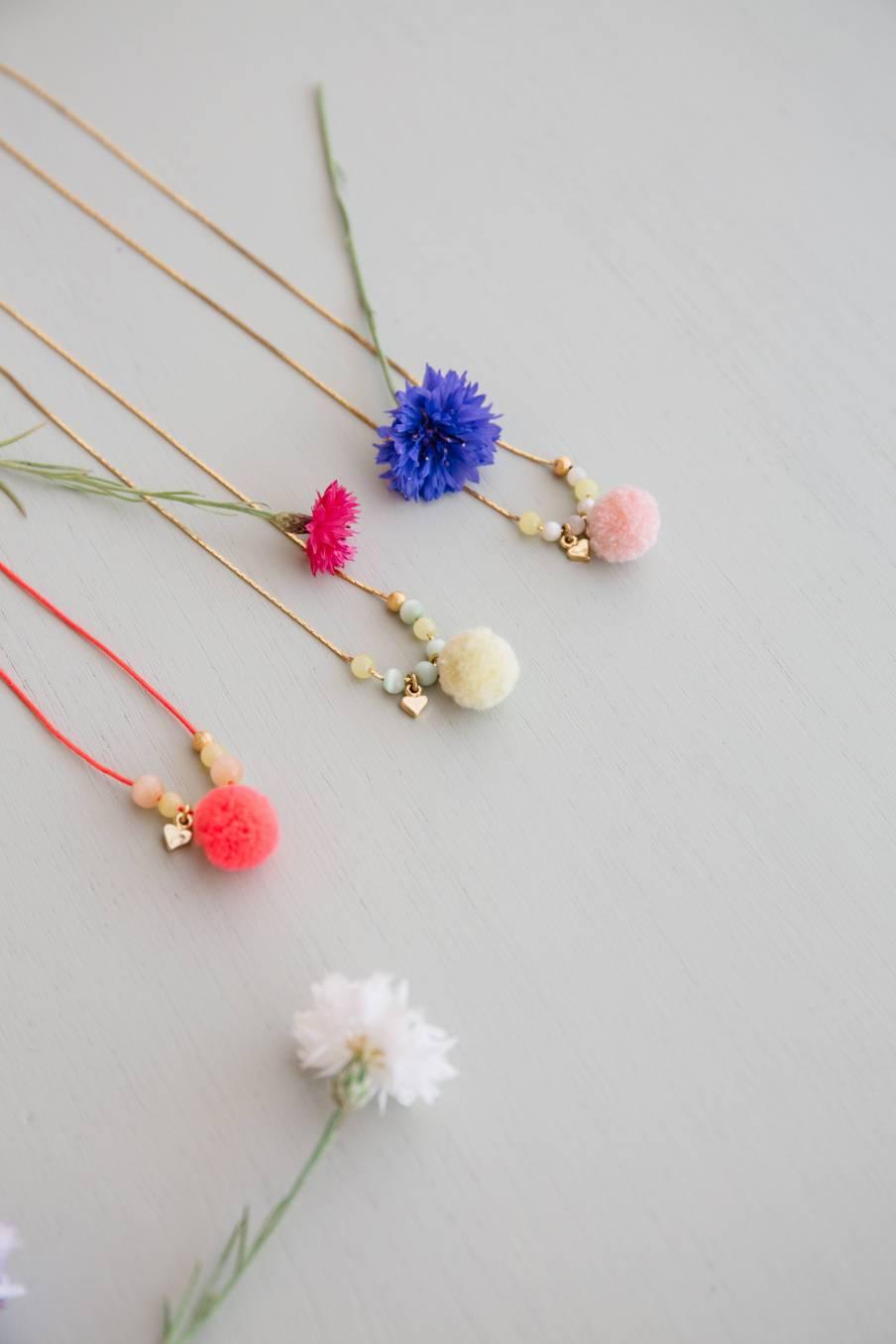Necklace Serenade French Vanilla
