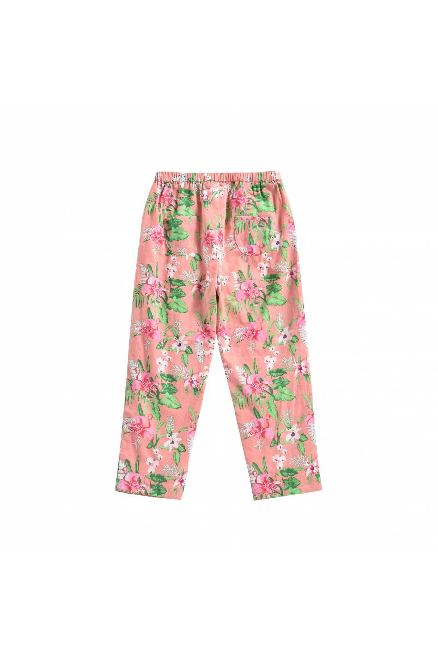 Pants Tzolani Sienna Flamingo