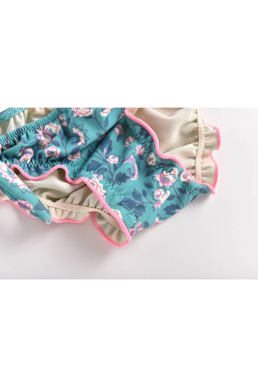 Panties Zaca Emerald Flowers