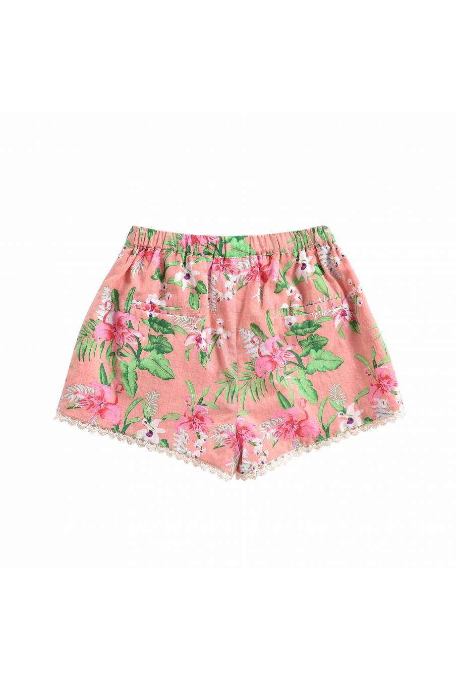 Shorts Vallaloid Sienna Flamingo