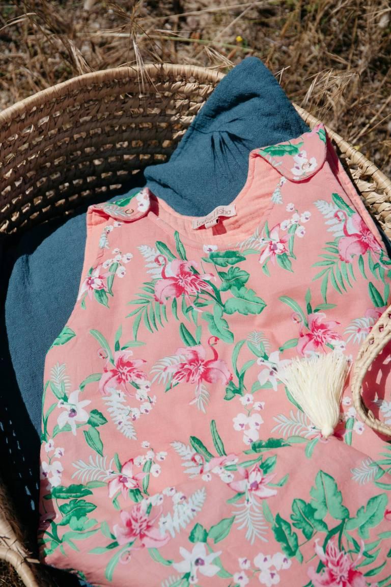 Sleeping Bag Mana Sienna Flamingo