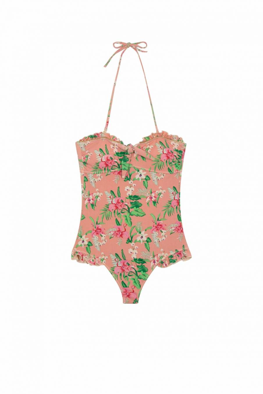 Bathing Suit Bayo Sienna Flamingo