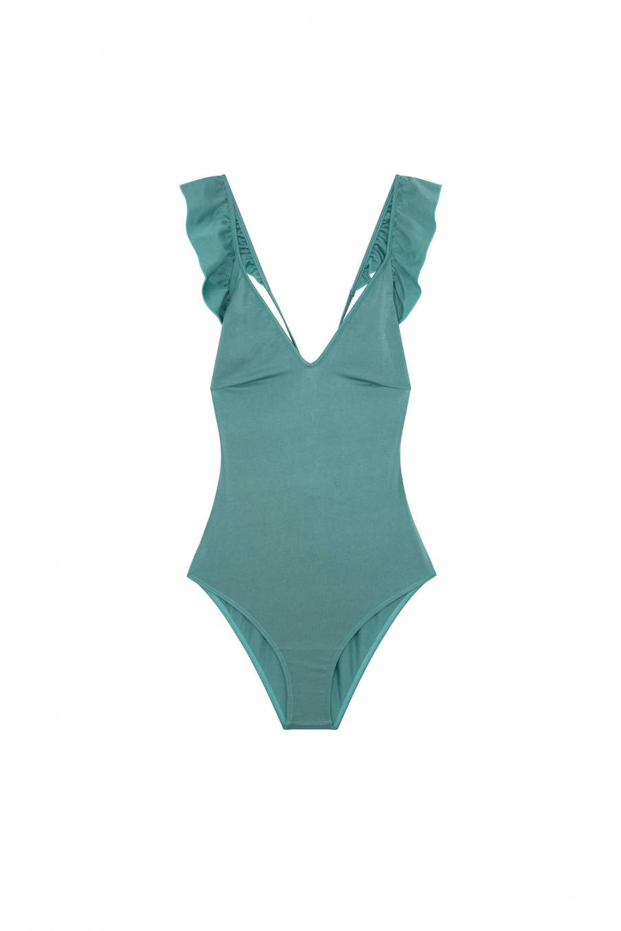 Bathing Suit Reva Emerald