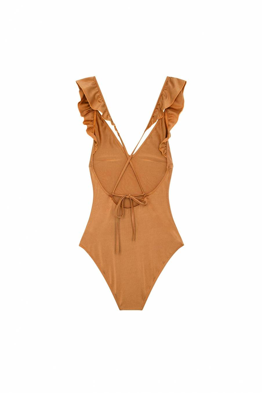 Bathing Suit Reva Cinnamon