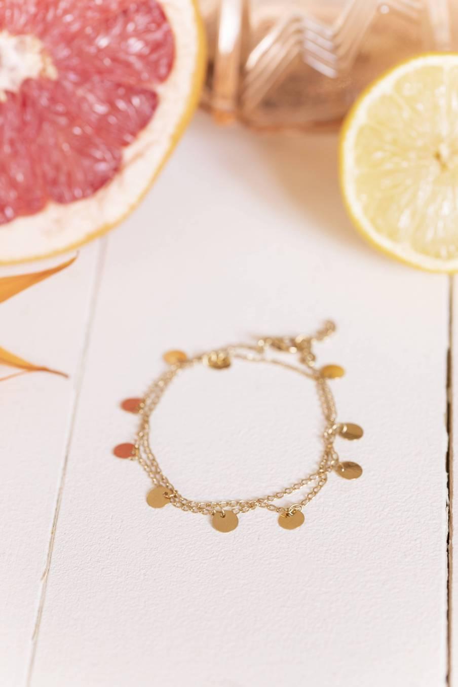 Bracelet Mada Gold
