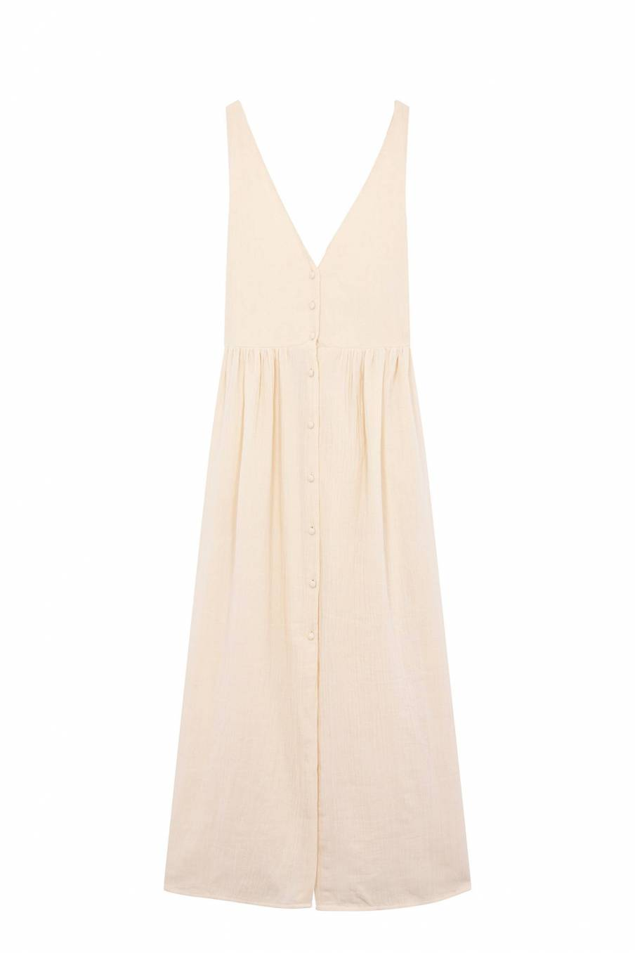Dress Anjika Cream