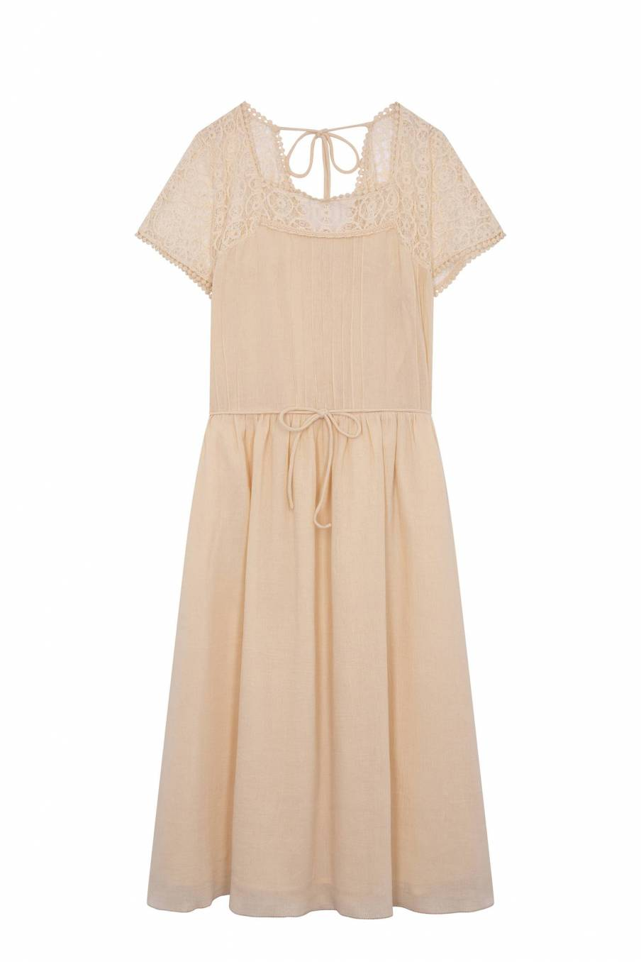 Dress Adela Cream