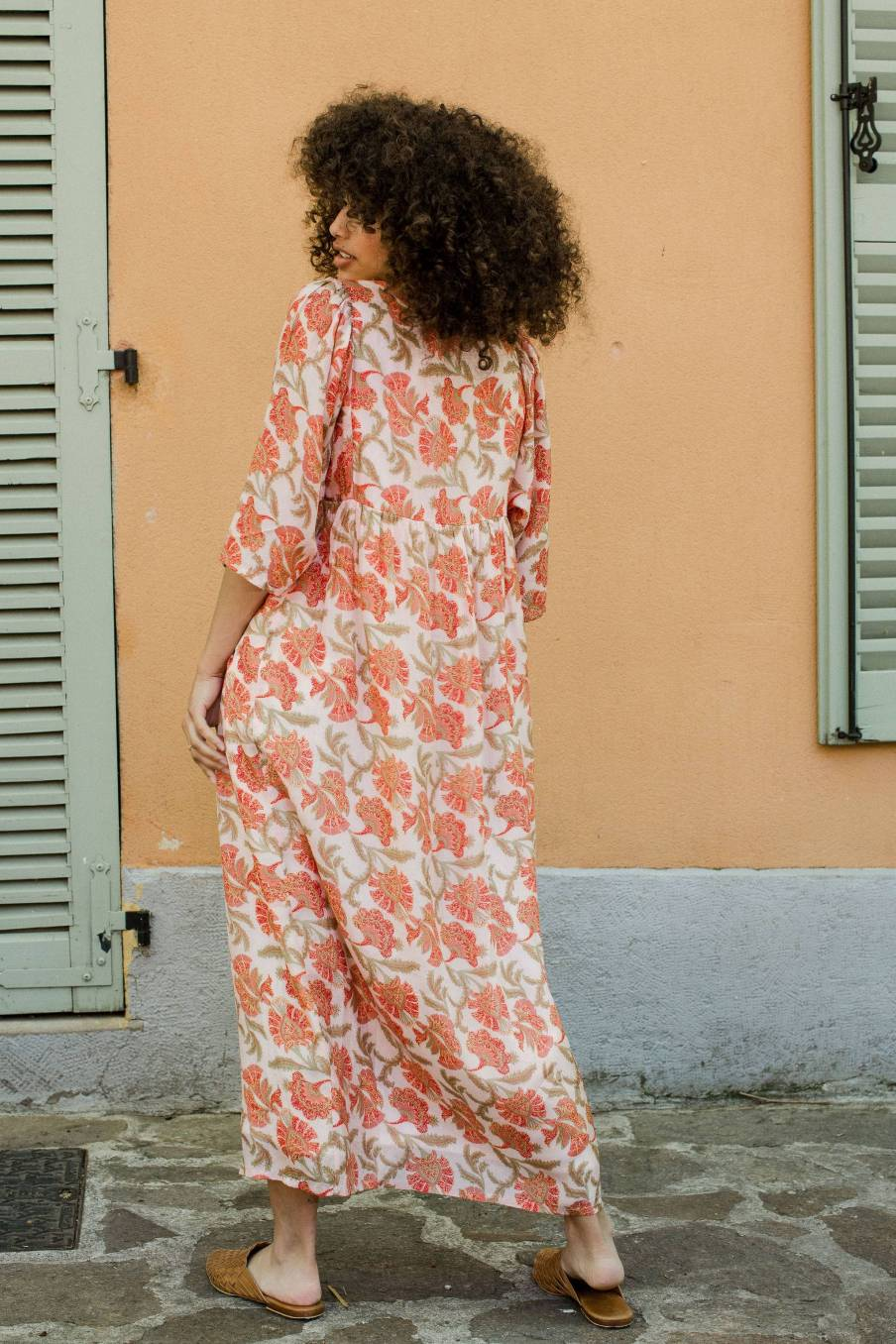 Dress Gera Bohemian Flowers