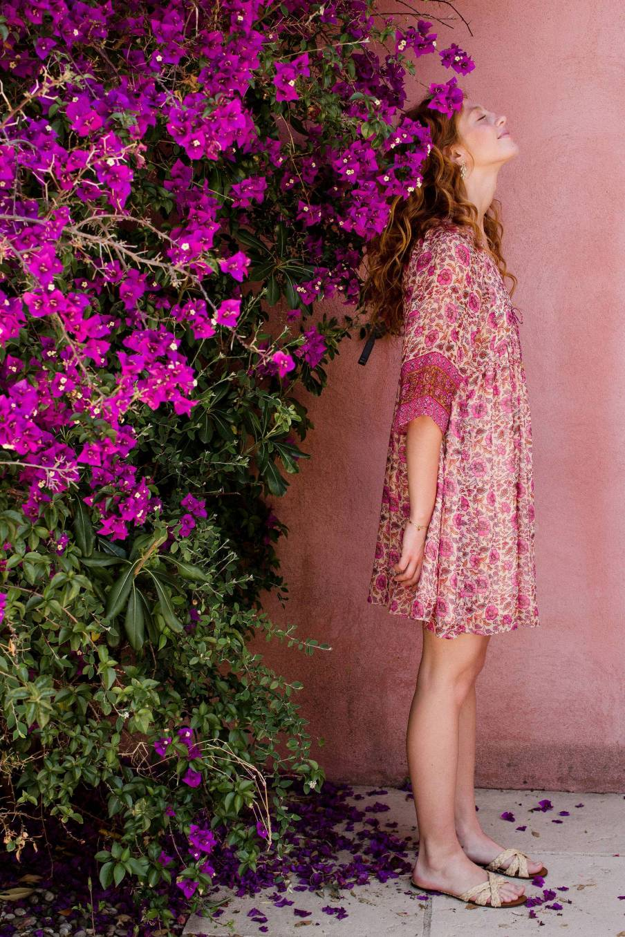 Dress Otti Vintage Flowers