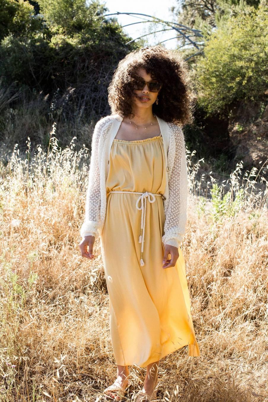 Dress Citrony Lemon