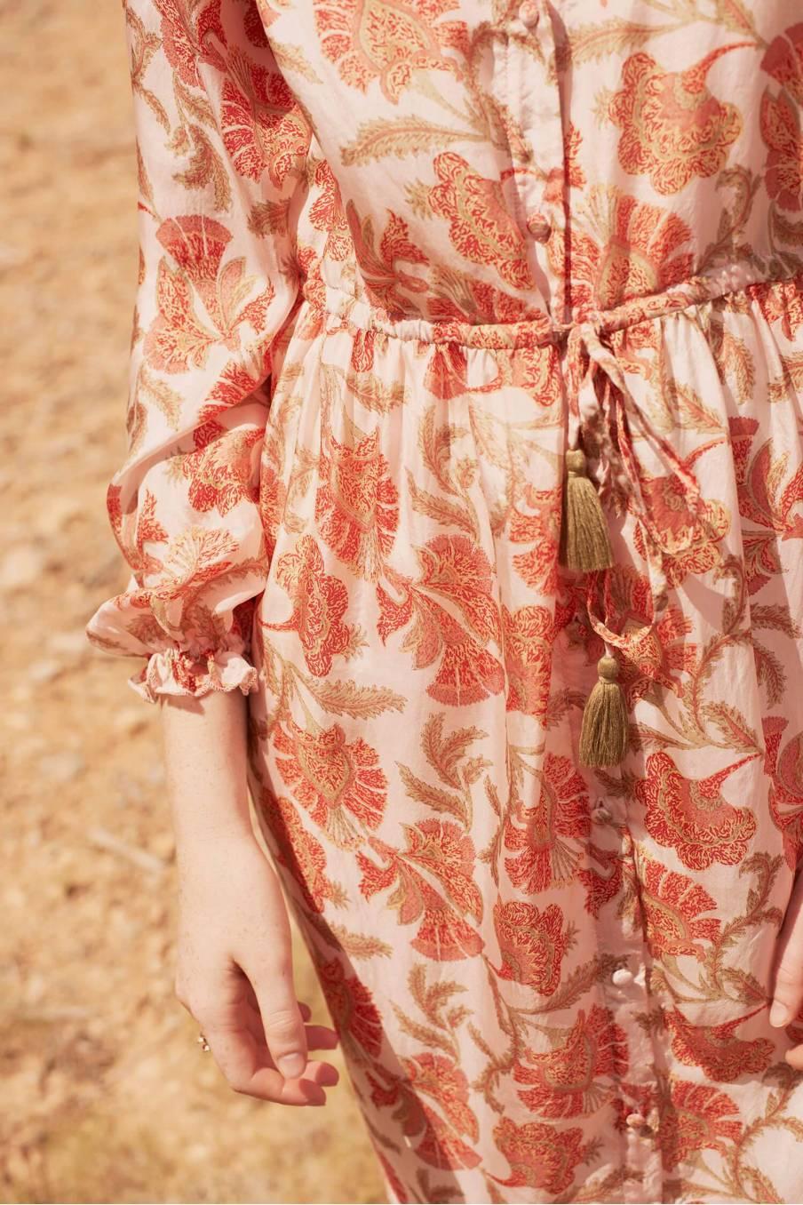 Dress Chacha Bohemian Flowers