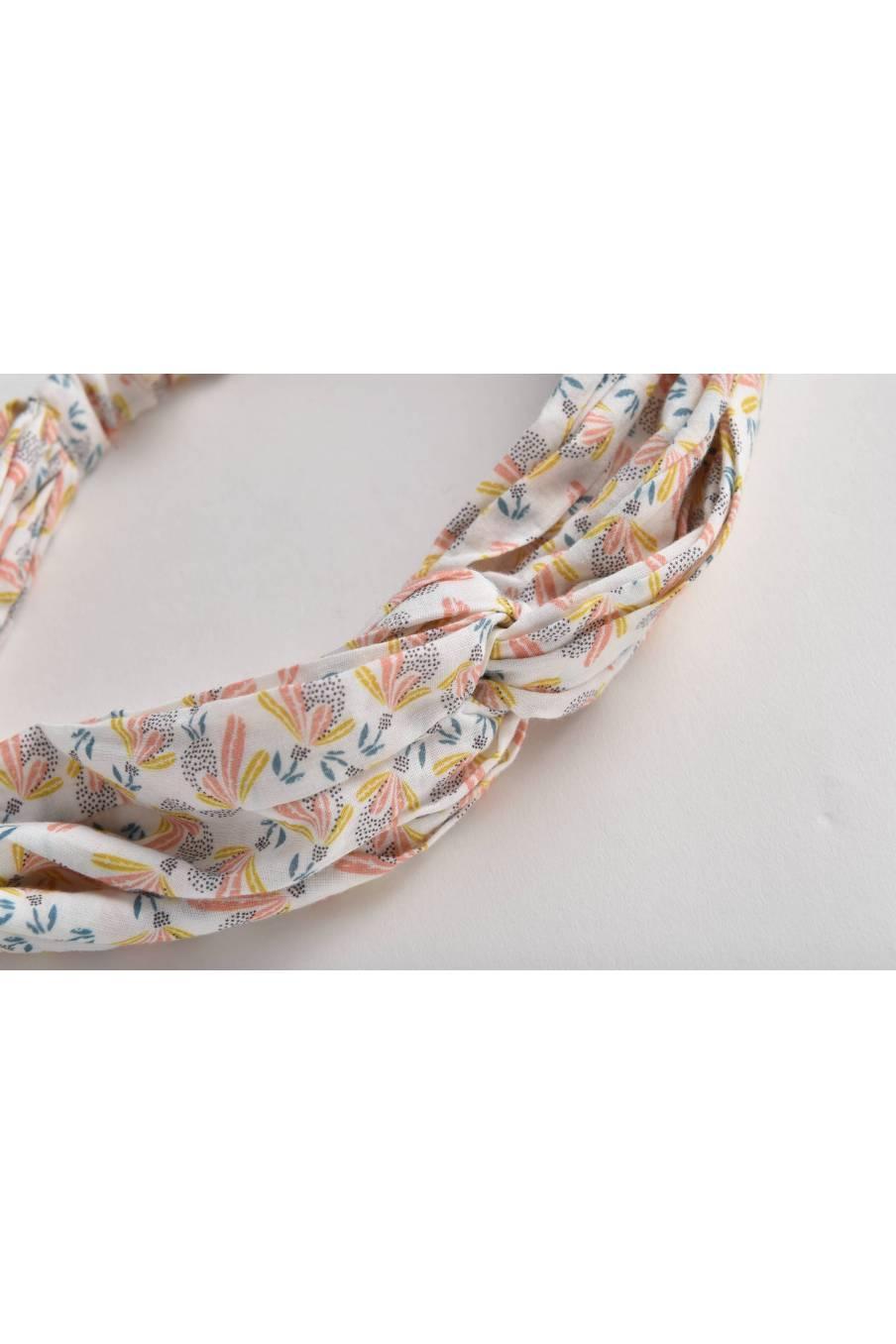 Headband Ally Cream Petals
