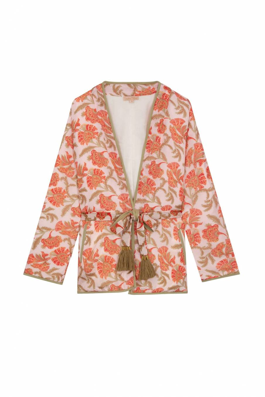 Jacket Sahini Bohemian Flowers