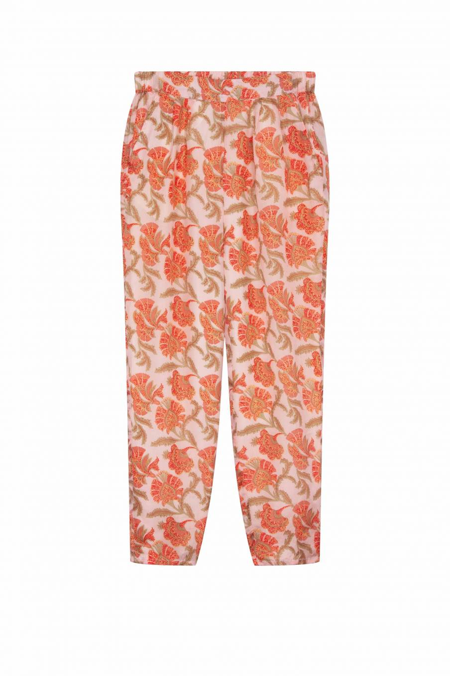 Pants Chama Bohemian Flowers