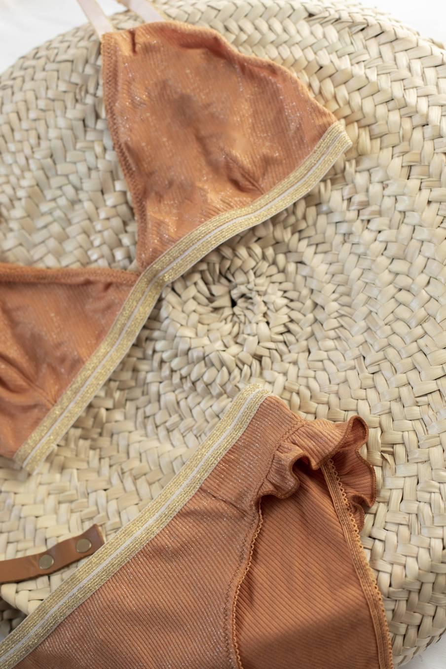 Panties Tiya Cinnamon