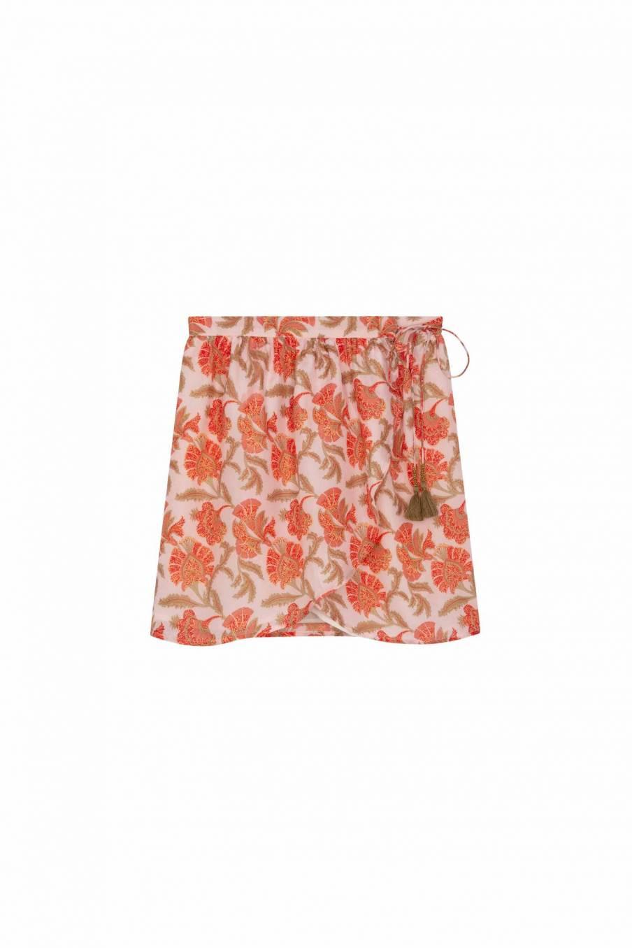 Skirt Bertha Bohemian Flowers