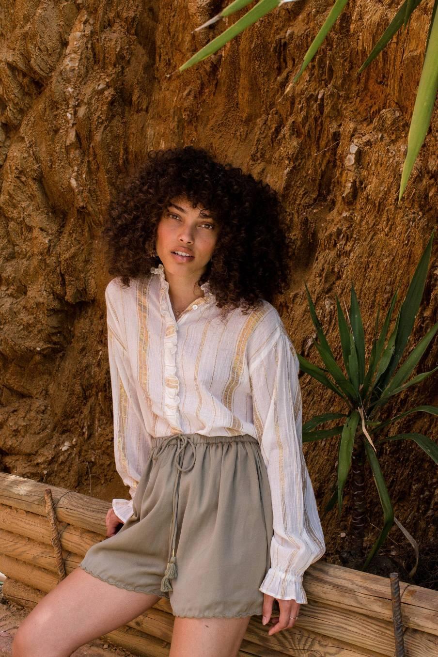 Shorts Myriam Lemon