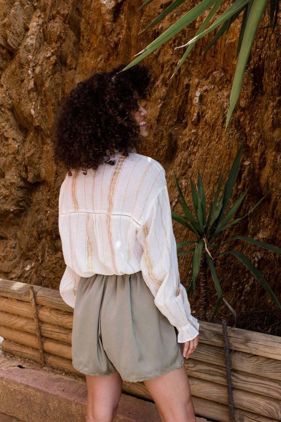 Shorts Myriam Khaki