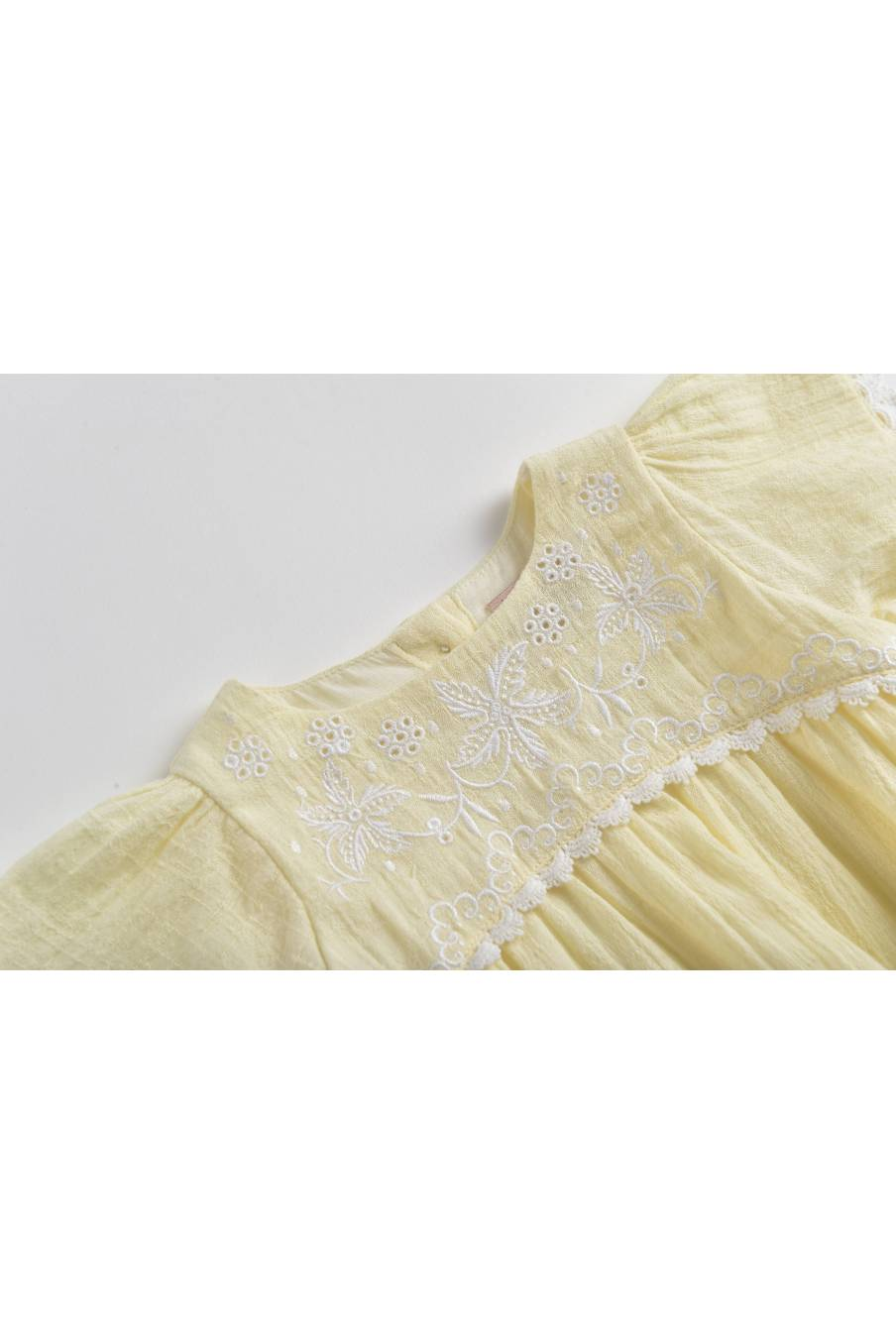 Dress Esca French Vanilla