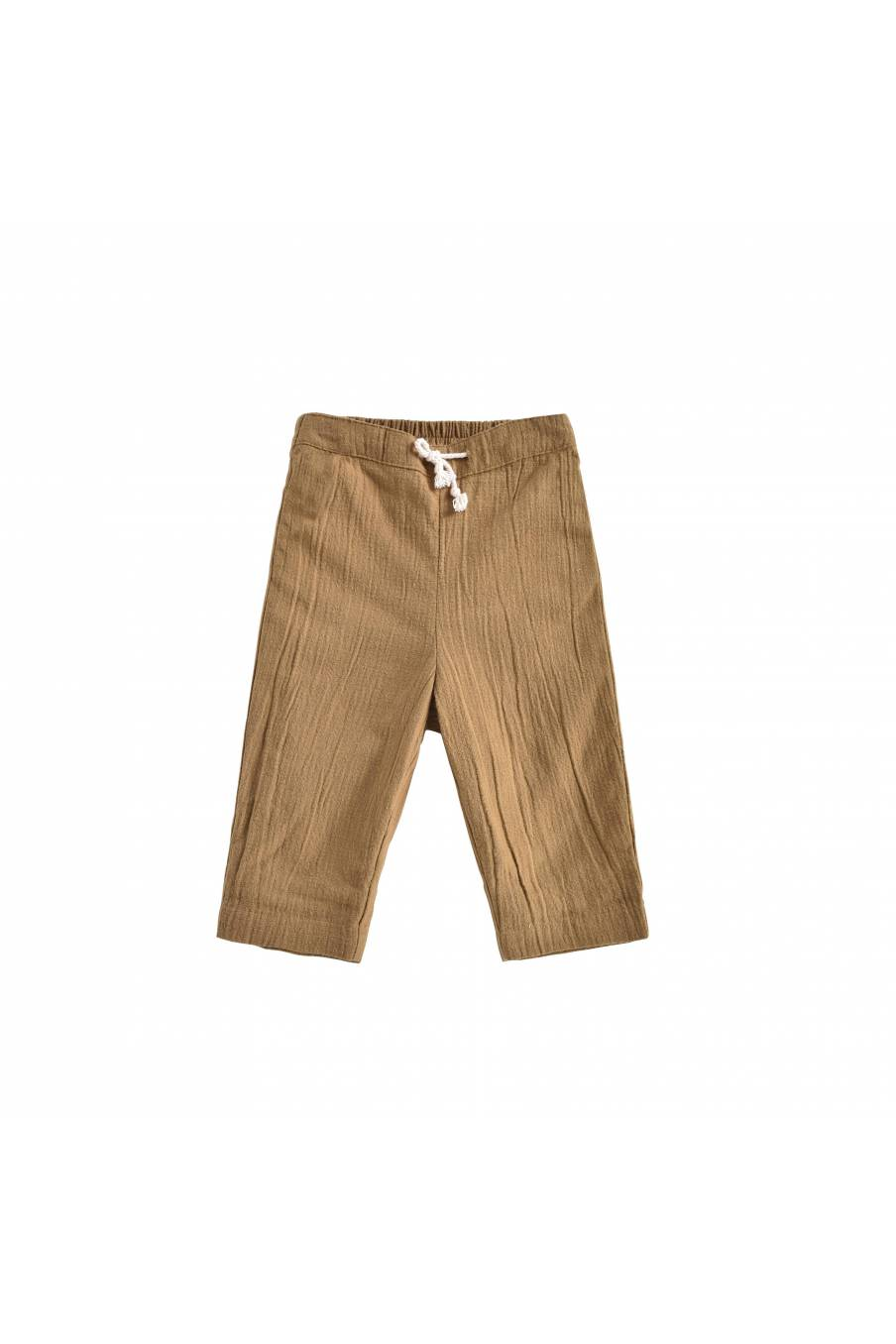 boheme chic vintage pantalon bébé garcon acilu kaki