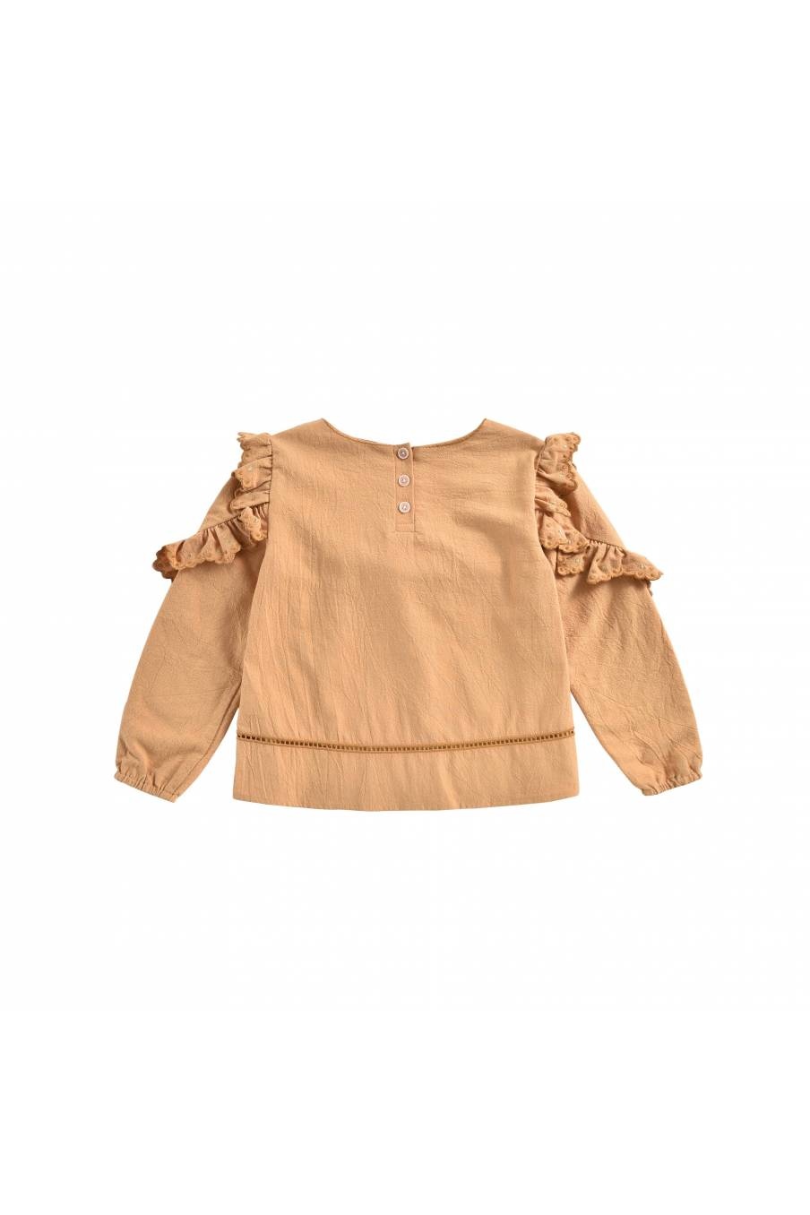 boheme chic vintage blouse bébé fille jacota spicy