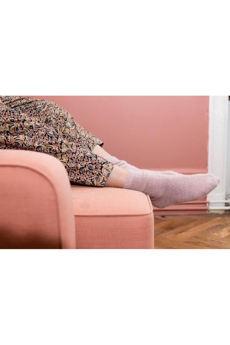 boheme chic vintage pantalon femme olenia nordish flowers